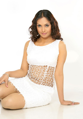 South Actress Jyothirmayi in Short Skirt Dresses