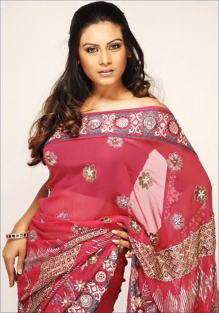 Bindu Chowdary hot