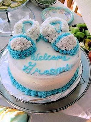 Wilton Baby Shower Cake Decorations