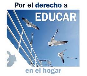 campaña educar en casa