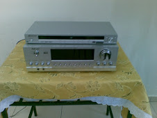 DVD and CD player