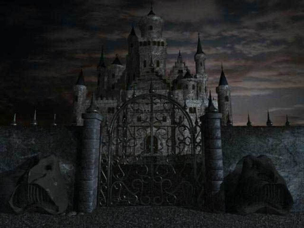 Galeria Chateau+gothique.+Gothic+castle.Gothik.+More+gothic+pictures+on+gothik.ws