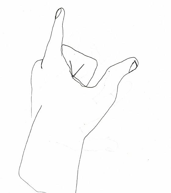 Contour Line Drawing Still Life : Eandpbynam line contour drawing of a still life