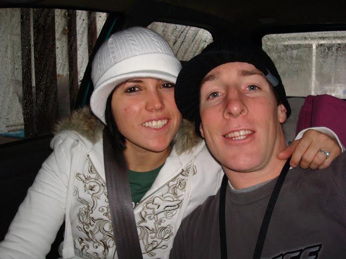 Brenton & Mel