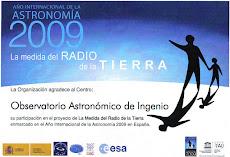Participación OAIJM en IYA2009