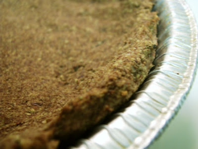 Gluten Free Dairy Free Vegan Pie Crust