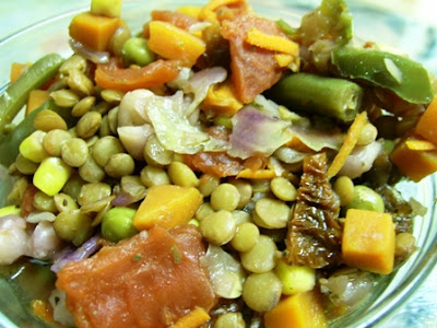 Healthy Lentil Stew Recipe