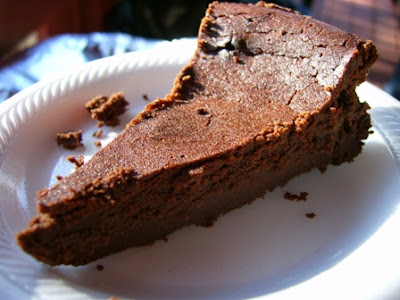 Gluten Free Dairy Free Healthy Chocolate Cake