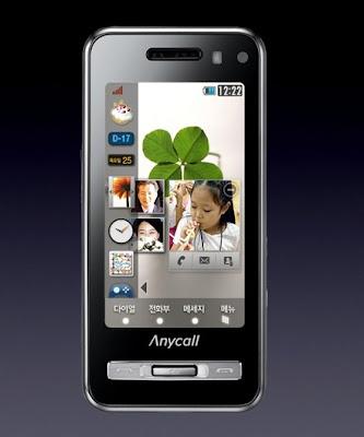Samsung SCH-W420 Haptic phone