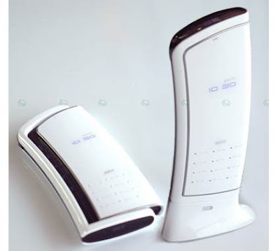 Pantech Mobile Phone Concept Designs for 2010