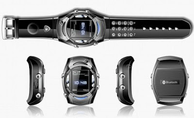 Van Der Led WM2 Mobilephone Watch