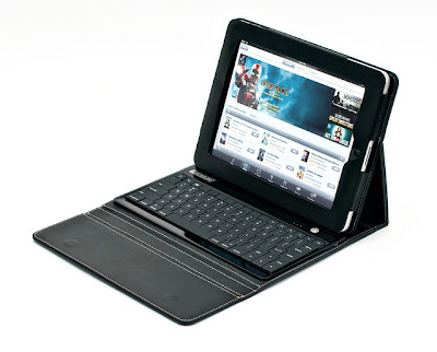 Crux 360 - Carrying Case with keypad for iPad