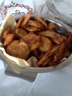 Abobrinha frita, como preparar Abobrinha frita