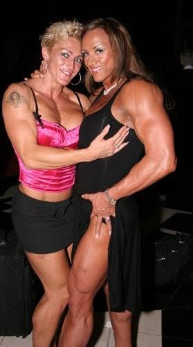 Lesbian muscle