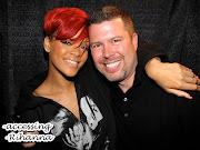 Accessing: Rihanna: Fotos:Rihanna com fãs