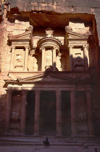 #3 - The Rock Cut City of Petra, Jordan