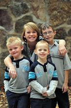 The 4 kiddos