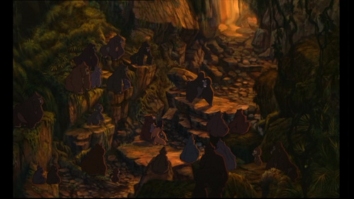The gallery for --> Kerchak Vs Sabor