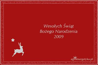 Wesolych Swiat Bozego Narodzenia