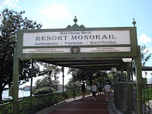 Entrance to the Monorail