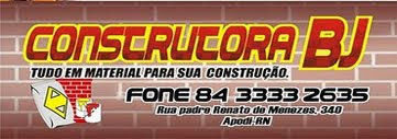 Construtora BJ (84) 3333-2635