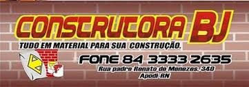 Construtora BJ (84) 3333-2635