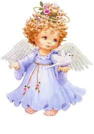 Eu tenho um anjo.
