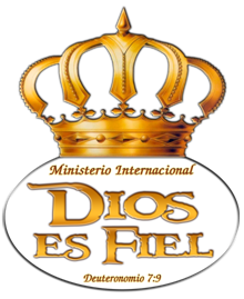 Ministerio internacional dios es fiel bienvenidos for Ministerio de inter