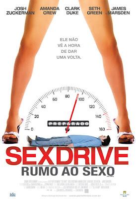 Assistir - Sex Drive - Rumo ao Sexo - Dublado