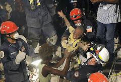 Do caos no Haiti surge a imagem do ano no rosto de um menino resgatado com vida