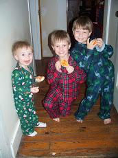 The Ferrell Boys