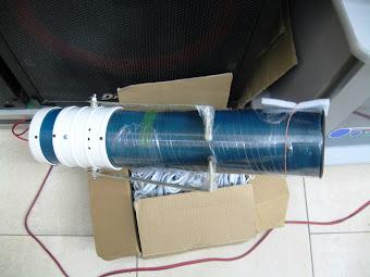 PVC Pipe Bazooka