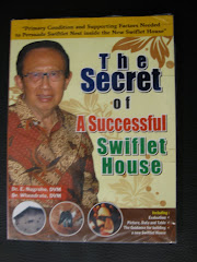 Dr. Nugroho: The Secret Of Successful Swiftlet House !!!