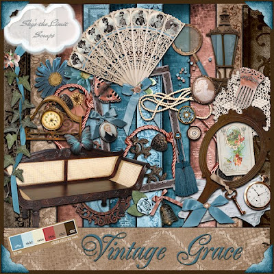 Vintage Grace freebie by Skys The Limit