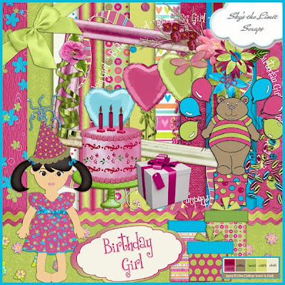 Birthday Girl Freebie by Skys The Limit