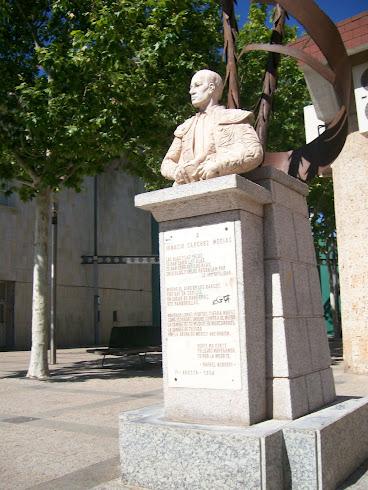Monumento a Ignacio Sánchez Mejías.
