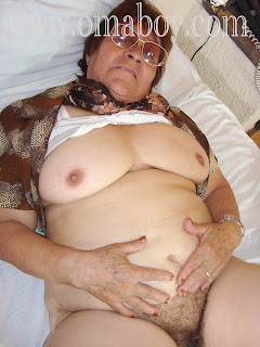 Very well. omageil grannyloverboard very old women