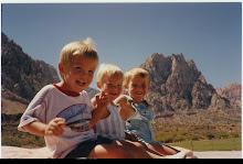 Alec, Jake and Dixon
