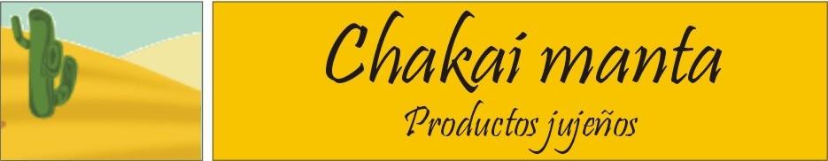 Chakai Manta - Productos jujeños
