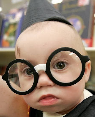 Harry Potter Mania  (Funny Pictures)