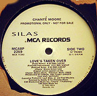 "Chante Moore Love""s Taken Over"