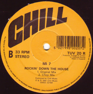 Classic house music mi 7 rockin 39 down the house chill 1991 for Classic house 1991