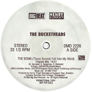 The bomb bucketheads mp3 free download