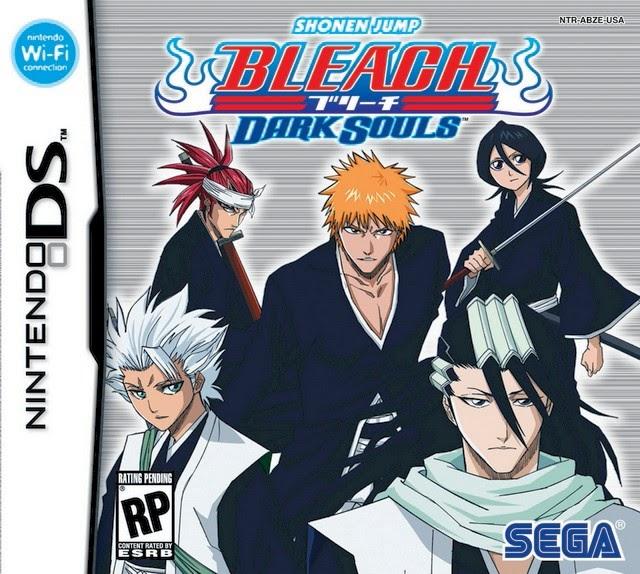 Anime_by_PT: Bleach: Dark Souls