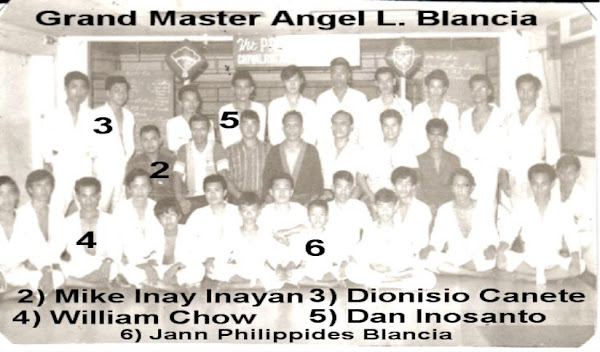 BLANCIA ACADEMY KUNG FU FILIPINO MARTIAL ARTS