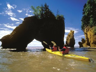 Bay of Fundy one of the Seven Forgotten Natural Wonders of the World