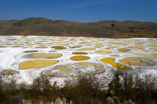 Kliluk the Spotted Lake
