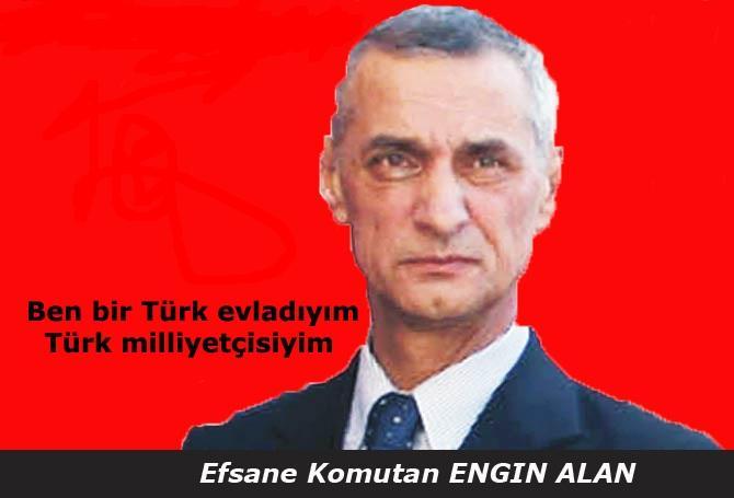 Engin Alan: Türkiye bölünüyor