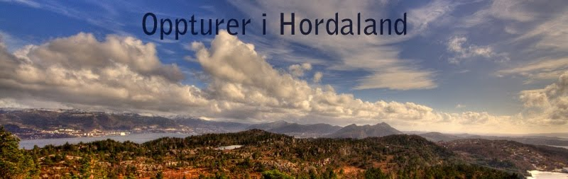 Oppturer i Hordaland