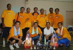 Karnival Badminton PSKPP sempena Hari Guru Peringkat Daerah 2010